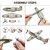 JOYGOGO 24 Pack War Glider Planes, Toy Glider