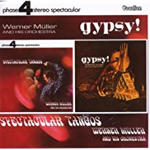 Spectacular Tangos/Gypsy. Werner Muller