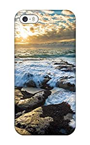Awesome Design Ocean Hard Case Cover For Iphone 5/5s