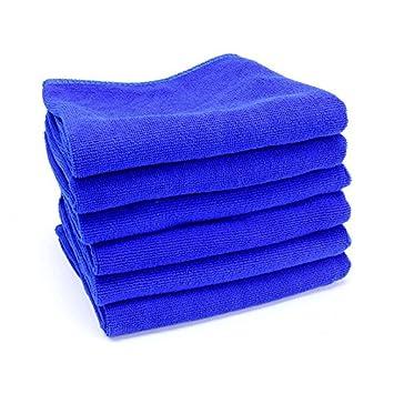 Sedeta secado con la toalla azul coche limpiar su toalla de secado coche objetivo toalla de secado coche toalla de secado coche mejor microfibra suave ...