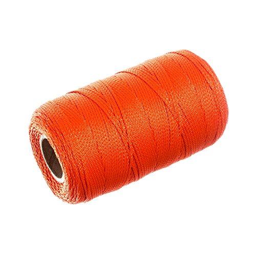 - Paracord Planet Braided Nylon Mason Line - Moisture, Oil, Acid, Rot Resistant - Twine String for Marine, Masonry, Crafting, Gardening Uses