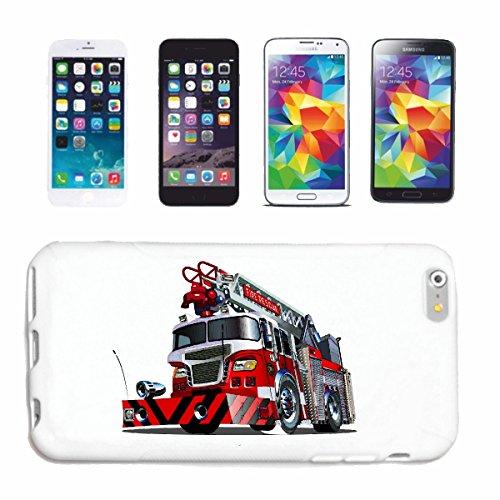 """cas de téléphone iPhone 7S """"PLATINE ÉCHELLE FIRE TRUCK FIRE UTILISATION DU MOTEUR DE VEHICULE VOLONTAIRE POMPIER BUSINESS WOMAN FIRE DEPARTMENT USA AMÉRIQUE WORLD TRADE CENTER"""" Hard Case Cover Télépho"""