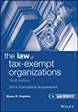img - for The Law of Tax-Exempt Organizations, 10th Edition 2014 Cumulative Supplement book / textbook / text book