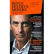 Revue des Deux Mondes juin 2015: Eric Zemmour est-il un intellectuel ? / Les musulmans face au Coran