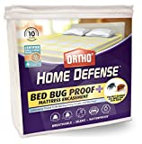 Ortho Home Defense PLUS Bed Bug Mattress or Box Spring Encasement (Twin XL)
