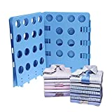 Adjustable Clothes Folding Board for OCD Adults Fast Easy Laundry Shirts Folder Heavy Duty