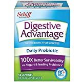 Digestive Advantage Multi-Strain Probiotic Cfus