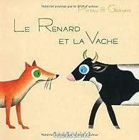 Le renard et la vache par Francesco Pittau