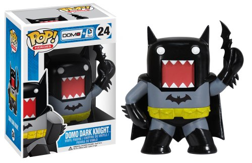 Funko Pop Heroes Domo Dark Knight Batman Vinyl Action Figure -