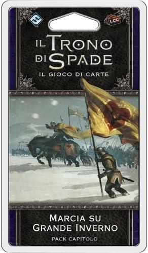 Asmodee Italia-Juego de Tronos LCG 2nd Ed. Expansión de marcha en ...