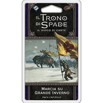 Asmodee Italia-Juego de Tronos LCG 2nd Ed. Expansión de ...