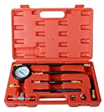 DA YUAN Fuel Injector Injection Pump Pressure Tester Gauge Kit Car Tools