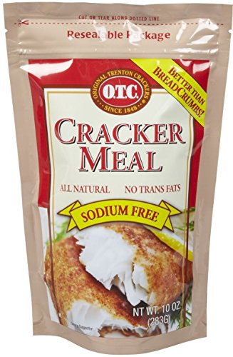 OTC Traditional Cracker Meal, 10 Ounce - 6 per case.