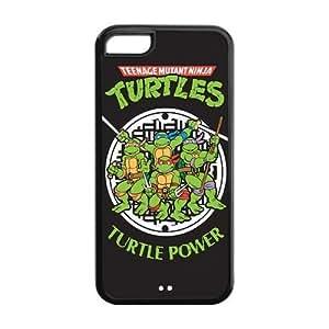 Teenage Mutant Ninja Turtles TMNT Back Phone Case for iPhone 5c