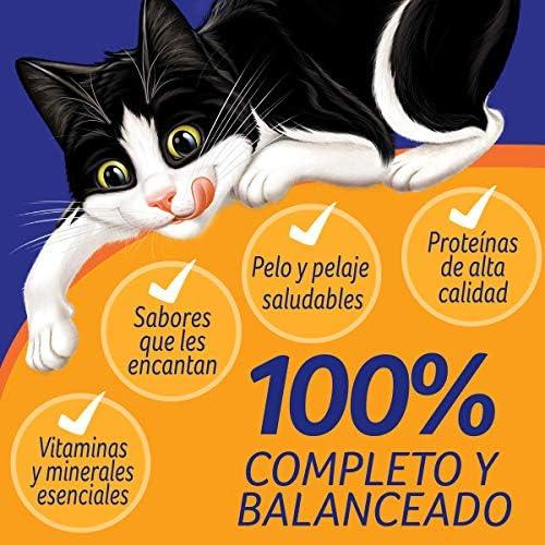 Felix Croquetas para Gato, Triple Delicious, Granja, 1.5Kg 9