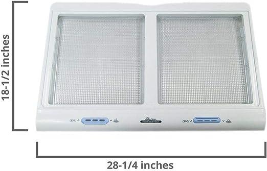 Lg 3550JL1006F marco de cubierta para cajón de refrigerador, pieza ...