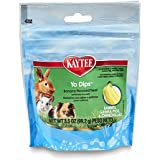 Kaytee Banana Flvor Yogurt Dipped Treat for Rabbit, Guinea Pig and Chinchilla, 3.5 oz.