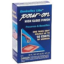 Environmental Technology 16-Ounce Kit Lite Pour-On, High Gloss Finish
