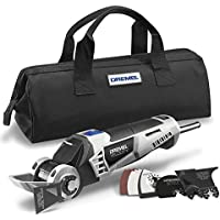Deals on Dremel VC60-01 Velocity 7.0 Amp Hyper-Oscillating Remodeling Tool Kit