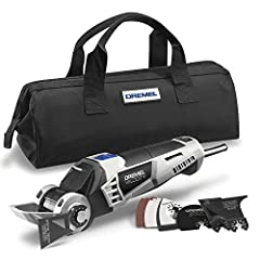 The Dremel velocity VC60 is the power tool that bridges the gap between traditional oscillating tools and rough-cutting tools, such as reciprocating saws and circular saws. The velocity tool Allows you to tackle larger jobs that other traditi...