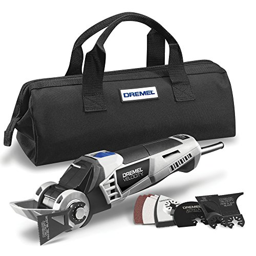 Dremel VC60-01 Velocity 7.0 Amp Hyper-Oscillating Ultimate Remodeling Tool - Multi Unit Power Tool