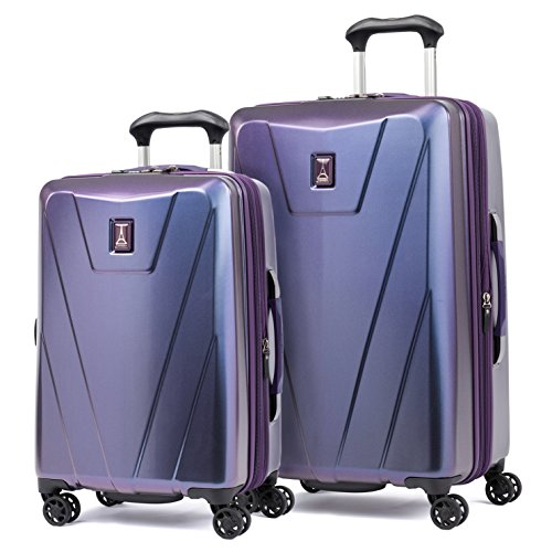 Travelpro Maxlite 4  2 Piece Hardside Set , Dark Purple