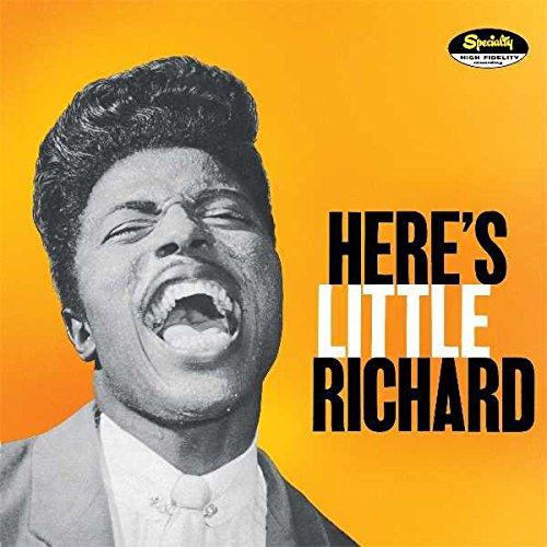 LITTLE RICHARD - Here