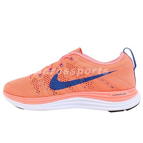 Flyknit De Femmes Nike Chaussures 12 Taille Baskets Course Rose Lunar1 pUI1w