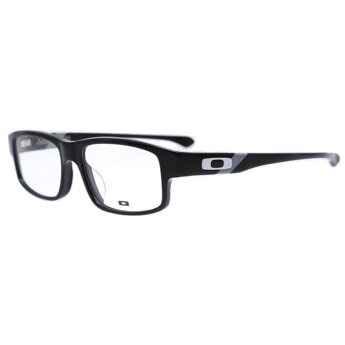Oakley Asia Fit Junkyard II Precription Eye Glasses - Polished Black/Grey, OX1102-0453 by Oakley