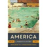 America: A Narrative History (Brief Tenth Edition)  (Vol. 2)