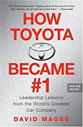 [How Toyota Became #1] Leadership Lessons from the World's Greatest Car Company - Greenlight ] BY [Magee, David]Paperback