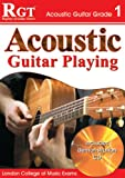 Acoustic Guitar Playing, Grade One