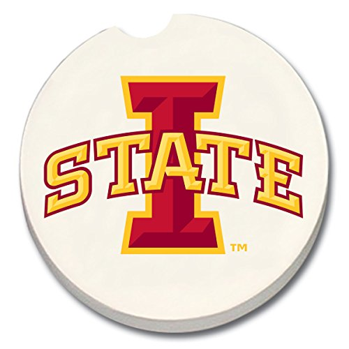 Iowa State Absorbent Stone Car Coasters  - State Absorbent Car Coasters Shopping Results