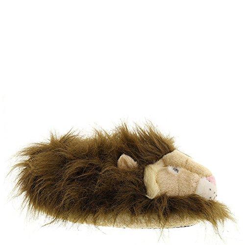 Foot Mens Premium 50 Womens Animal Slippers Happy Full Lion Styles Feet Yg5txZ