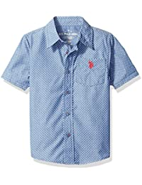 Amazon.com: Blue - Button-Down & Dress Shirts / Clothing: Clothing ...