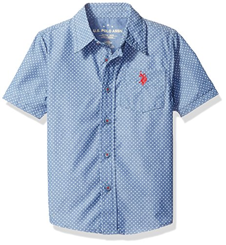 U S Polo Assn Sleeve Chambray product image
