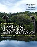 img - for Concepts in Strategic Management and Business Policy Plus 2014 MyManagementLab with Pearson eText -- Access Card Package (14th Edition) book / textbook / text book