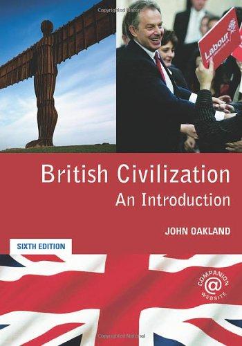 british civilization - 3