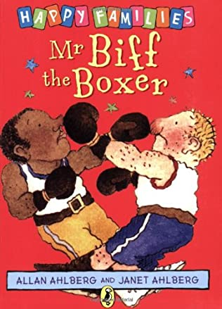 book cover of Mr Biff the Boxer