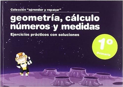 Amazon.com: Geometría, cálculo, números y medidas, 1 ...