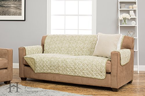 Katrina-Collection-Deluxe-Reversible-Stain-Resistant-Furniture-Protector-with-Beautiful-Printed-Pattern-Includes-Adjustable-Straps-By-Home-Fashion-Designs-Brand