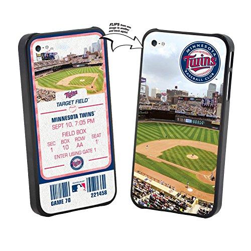 MLB Minnesota Twins Stadium Lenticular iPhone 5 (Minnesota Twins Mlb Baseball Stadium)