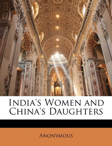 India's Women and China's Daughters pdf epub