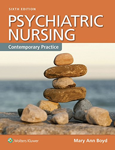 1451192436 - Psychiatric Nursing: Contemporary Practice