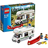 lego 7639 jeu de construction city traffic le camping car jeux et jouets. Black Bedroom Furniture Sets. Home Design Ideas