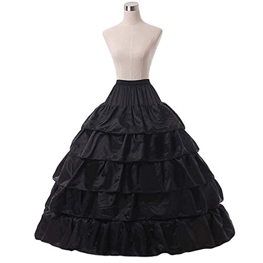 only y Falda Vintage de pétalos para Boda - Falda de Crinolina ...