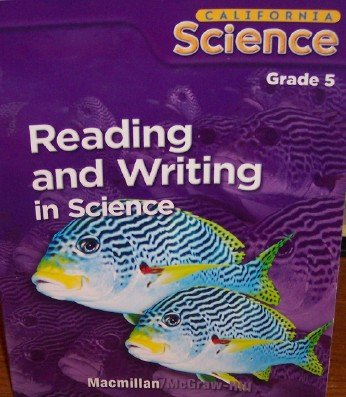 Download Reading And Writing In Science Workbook 5 (P) PDF
