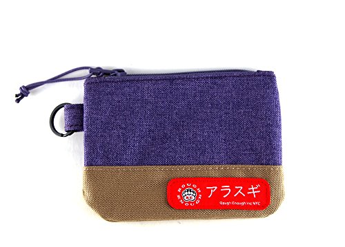Rough Enough Vintage Casual Coin Pouch Credit Card Holder...