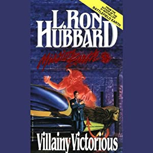 Villainy Victorious Audiobook