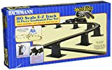 Bachmann Trains 14 PC. E-Z TRACK Graduated Pier Set